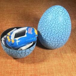 Blue Tamagotchi Electronic Pets Toys Dinosaur Egg Kids Valen