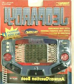 Electronic Jeopardy Talking LCD Vintage Game 30 Categories 1