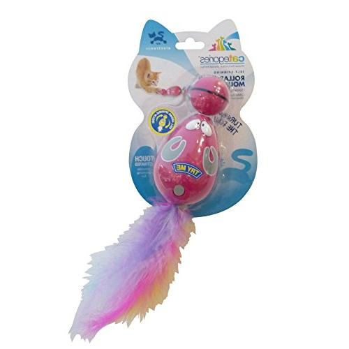 categories rollaround mouse electronic cat