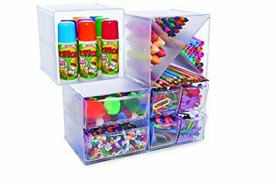 Plastic Drawers Rack Container Cabinet
