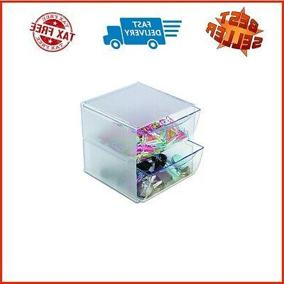 plastic storage drawers clear rack container sterilite