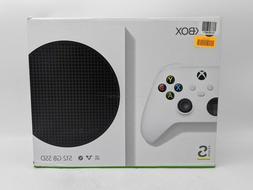 Microsoft Xbox Series S 512GB SSD Video Game Console White -