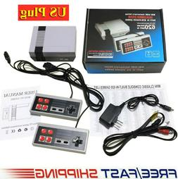 Mini Retro Game Nintendo NES Console 620 Built-In Classic Ga