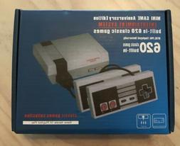 Nintendo NES Mini Classic Console with 620 Games Anniversary
