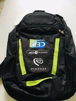 NEW CES Consumer Electronics Show Las Vegas Backpack Bag Tra