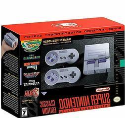 SNES Super Nintendo Classic Mini Super Entertainment System