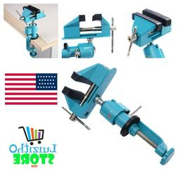 table bench vise clamp Aluminum body work/jewelry/electronic