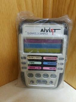 Trivia Challenge Handheld Electronic Quiz Game w/ Manual 6 C