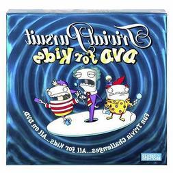 Trivial Pursuit Dvd For Kids